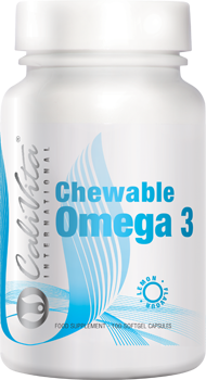 Chewable Omega 3 Calivita